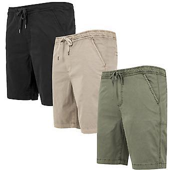 Urban klassikere - Stretch Twill Joggen shorts korte shorts