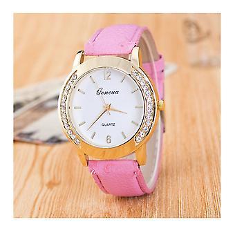 Geneva oro rosa orologio orologi ragazze moda