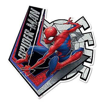 Spider-Man Webbed Wonder Wall Mounted Official Marvel Cardboard Cutout