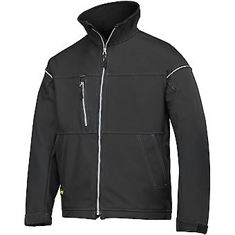 Snickers Mens Profiling Water Repellent Breathable Softshell Jacket