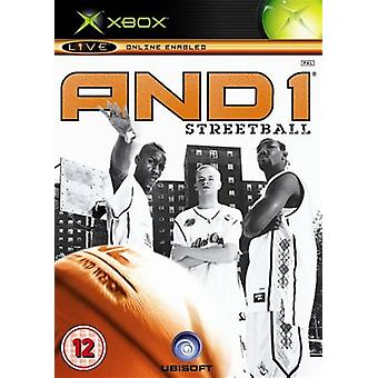 And1 Streetball (Xbox) - Nouveau