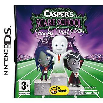 Caspers skrämma skolan-Spooky Sports Day (Nintendo DS)-nytt