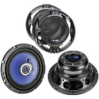 Sinustec ST-165c 2 way coaxial flush mount speaker kit 300 W Content: 1 Pair