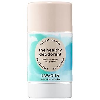 Lavanila The Healthy Deodorant Vanilla + Water Solid Stick 2oz / 57g