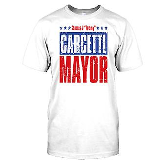 Tommy Carcetti Mayor - The Wire T-shirt