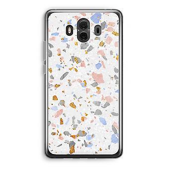 Huawei Mate 10 caso transparente (Soft) - Terrazzo N ° 8