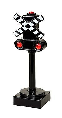 BRIO Crossing Signal 33862 with Flashing Lights for Wooden Railway Set