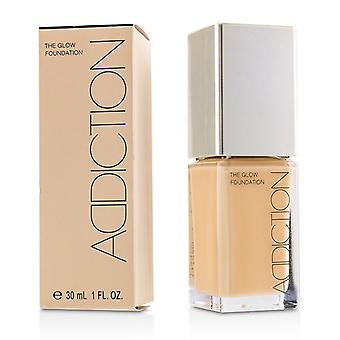 Addiction The Glow Foundation Spf 20 - # 009 (rose Beige) - 30ml/1oz