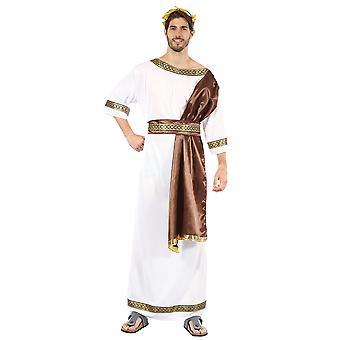 Greek God with Brown Sash