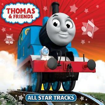 Thomas & Friends - Thomas & Friends All-Star Tracks [CD] USA import
