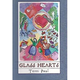 Glass Hearts by Terri Paul - 9780897336369 Book