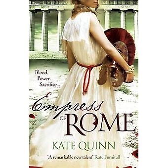 Keizerin van Rome door Kate Quinn - 9780755381050 boek
