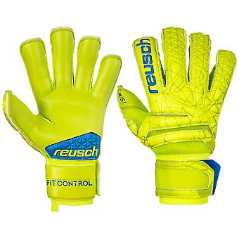 Reusch Fit Control S1 Evolution Finger Support Goalkeeper Gloves