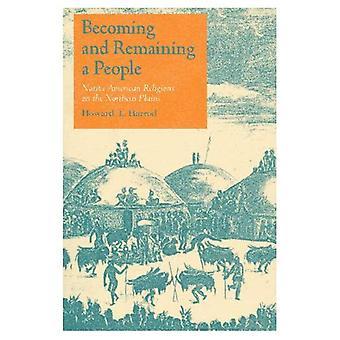 Steeds en resterende een volk: Native American religies op de noordelijke vlaktes