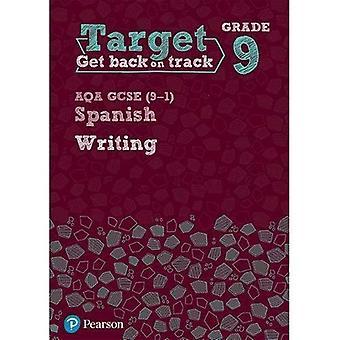 Ziel der Klasse 9 schreiben AQA GCSE (9-1) spanische Arbeitsmappe (lebende Fremdsprache Intervention)
