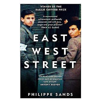 Oost-West Straat: Non-fictie boek van het jaar 2017
