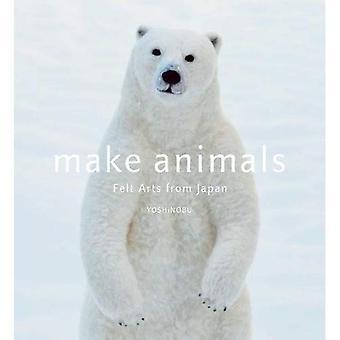 Gör djur: Kände Arts från Japan (gör djur)