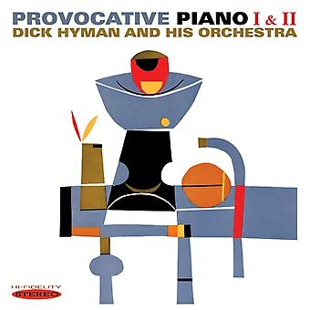 Provocative Piano I & II by Dick Hyman & His Orc