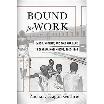 Bound for Work: Labor, Mobility, and Colonial Rule� in Central Mozambique, 1940-1965 (Reconsiderations in Southern African History)