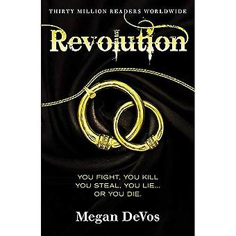 Revolution: Book 3 in the Anarchy series (Anarchy)