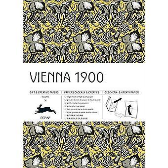 Vienna 1900 - Gift & Creative Paper Book Vol. 74 by Pepin Van Rooj