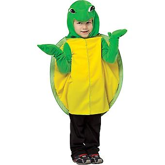 Turtle Toddlers Costume