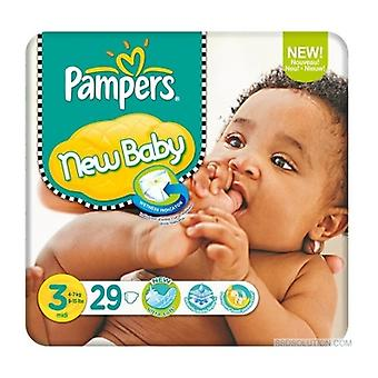 Pampers New Baby Midi Size 3 29S
