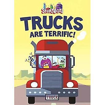 Trucks are Terrific! by Jibjab Bros Studios - 9781524718251 Book