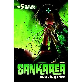 Sankarea - Vol. 5 by Mitsuru Hattori - 9781612623986 Book