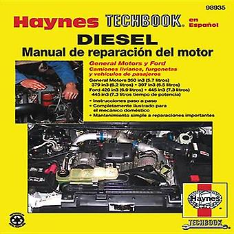 Diesel Engine Repair Techbook by Haynes Publishing - 9781620920213 Bo