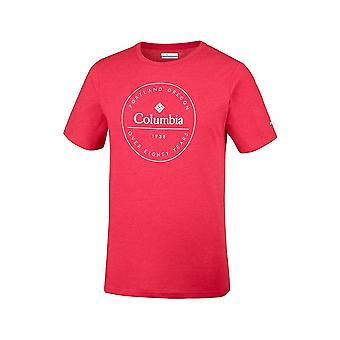 Columbia Onchan Park ES0733613 universell sommer menn t-skjorte