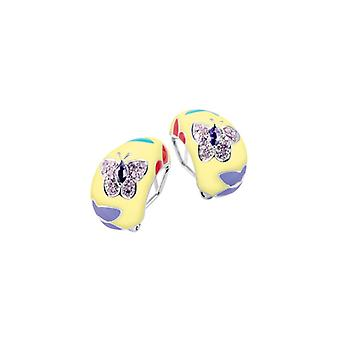 Belle Etoile Papillion Yellow Earrings  3020810401