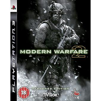 Call of Duty Modern Warfare 2-härdad utgåva (PS3)-fabriken förseglad