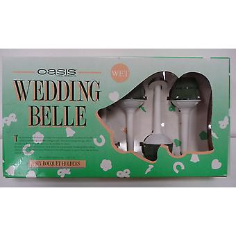 Oasis Wedding Bouquet Holder - Wet