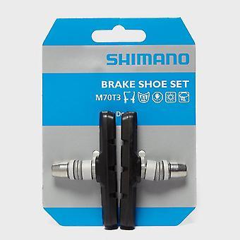 Nuovo cavo Shimano M600 M-System V-Brake Blocchi neri