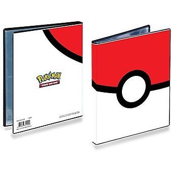 Pokemon Pokeball Portfolio 4-Pockets Ultra Pro cards card