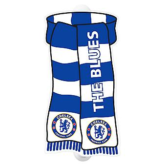 Chelsea FC Official Football Show Your Colours Window Sign