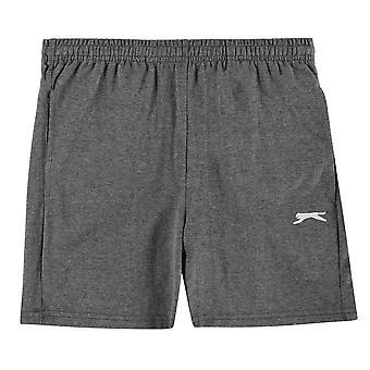 Slazenger Kids jongens Jersey korte Juniors shorts broek broeken bodems