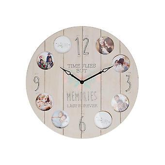 Wall clock Widdop - LL359
