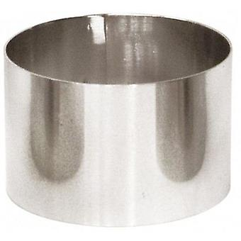 IMF Emplatadores Inox Circular Or 6X4 Cm (Kitchen , Cookware , Kitchen Gadgets)