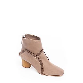 Bernardo Womens Ingrid Leather Closed Toe Ankle Fashion Boots