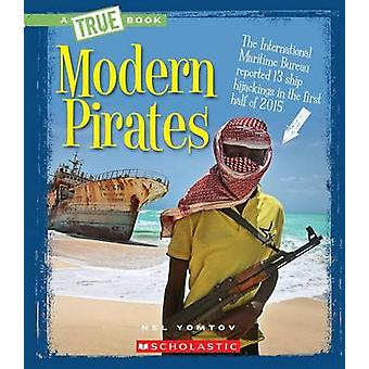 Modern Pirates by Nelson Yomtov - Nel Yomtov - 9780531220795 Book