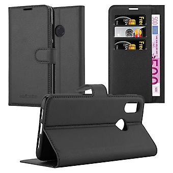 Cadorabo Case for Xiaomi Mi 8 Case Cover - Phone Case with Magnetic Closure, Stand Function and Card Case Compartment - Case Cover Case Case Case Case Book Folding Style