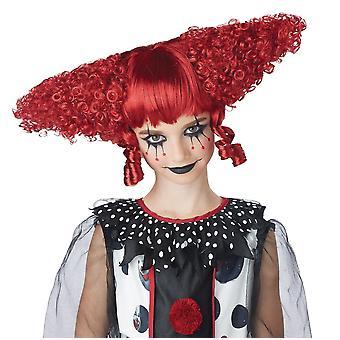Creepy Clown Child Wig