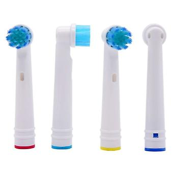 8x EB28-P Oral-B compatible toothbrush heads