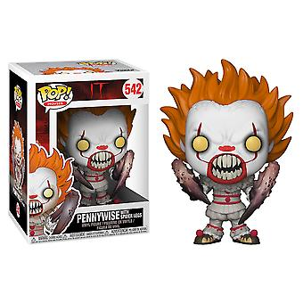 It (2017) Pennywise (Spider Legs) Pop! Vinilo