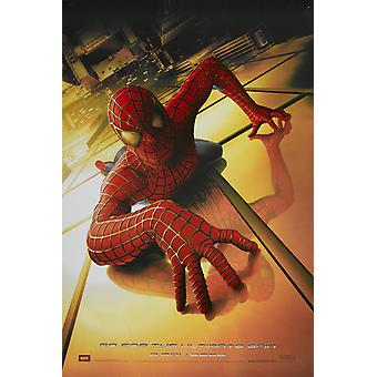 Spiderman (Advance Double-Sided) Original Cinema Poster