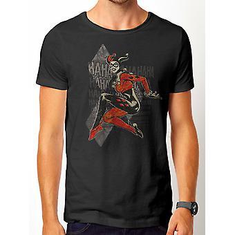 Batman-Harley Vintage T-shirt WH T-shirt