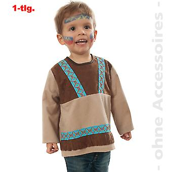 Native American costume Indian shirt children little bear child costume