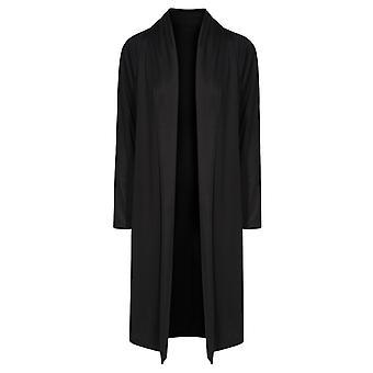 Rösch 1194500-11741 ženy ' s krivka Jet čierna bavlna bunda